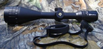 Nikko Stirling Panamax 4.5-14x50 Wide Angle AO Parallax RG Illuminated ETCHED GLASS  HALF Mil DDT Reticle scope